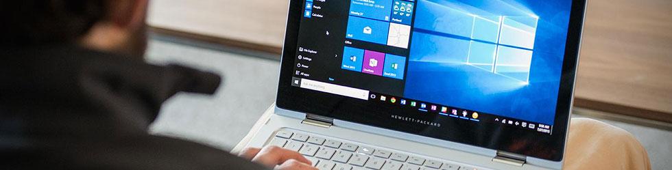 instalare windows laptop